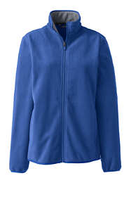 School Uniform Women's Plus Size Marinac Fleece Jacket