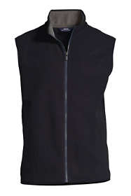 School Uniform Men's Big Marinac Fleece Vest