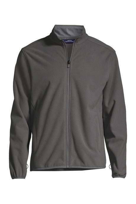 School Uniform Men's Big Marinac Fleece Jacket
