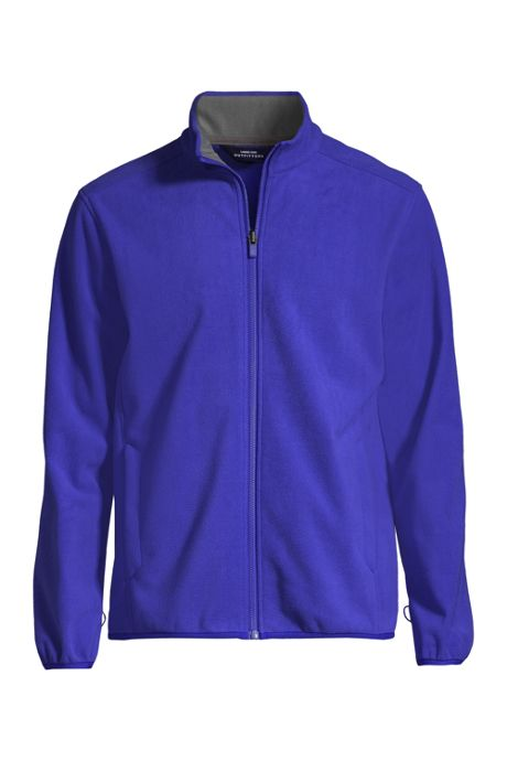 School Uniform Men's Marinac Fleece Jacket