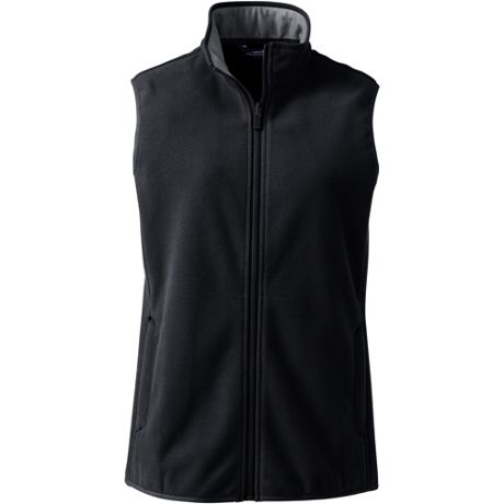 Women's Custom Logo Marinac Fleece Vest (Squall System Component)