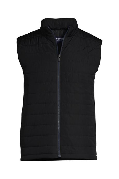 Men's Custom Logo Insulated Vest (Squall System Component)