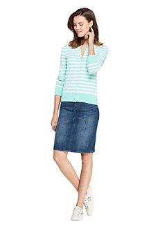 6754ac323f7 Women s Stretch Denim Skirt