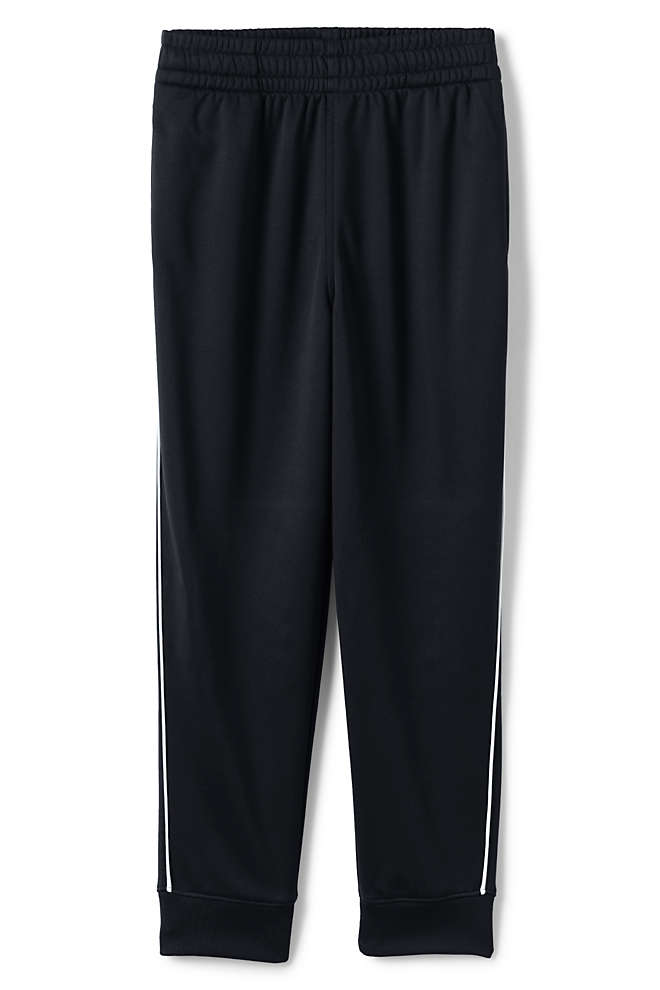 Boys Husky Iron Knee Tricot Jogger Sweatpants, Front