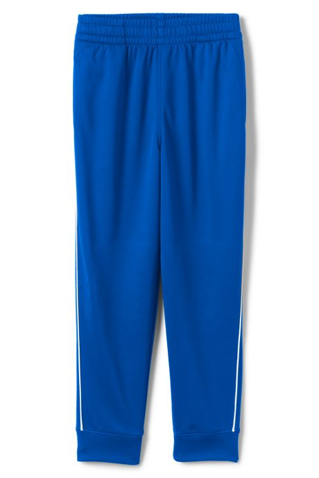 Little Boys Iron Knee Tricot Jogger Sweatpants