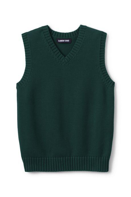 Little Kids Cotton Modal Sweater Vest