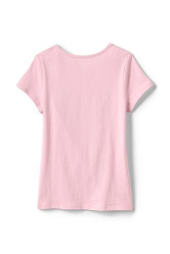 Girls Plus Size Graphic Tee Shirt