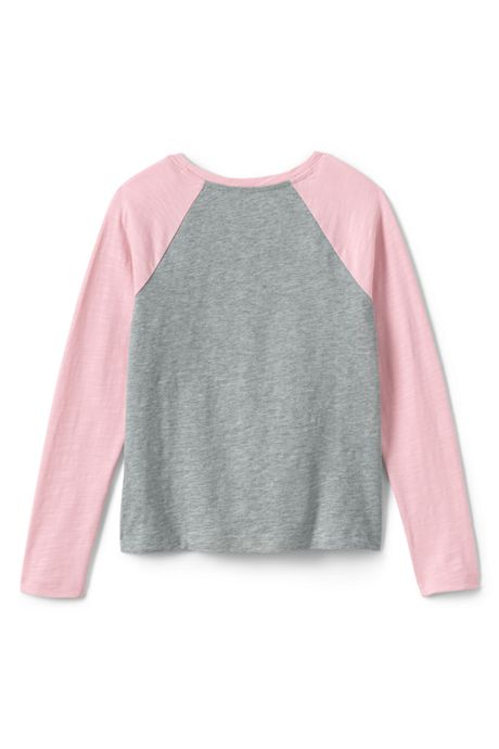 Little Girls Knot Front Top