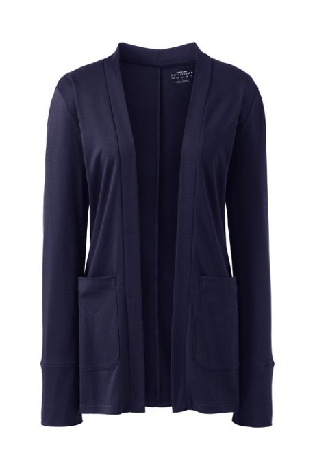 Women's Supima Micro Modal Cardigan