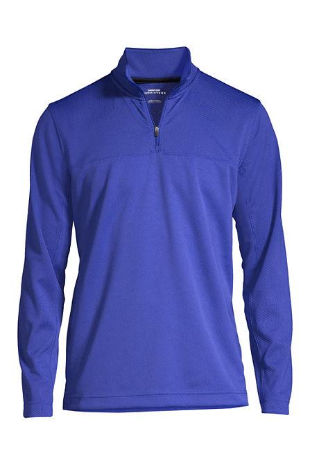Size XS to XXL Embroidered Mens /& Ladies Quarter Zip Sweat Jacket