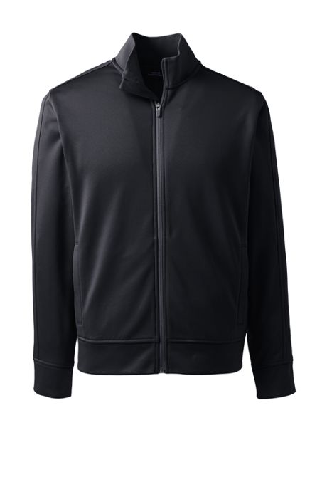 Men's Big Active Full Zip Jacket