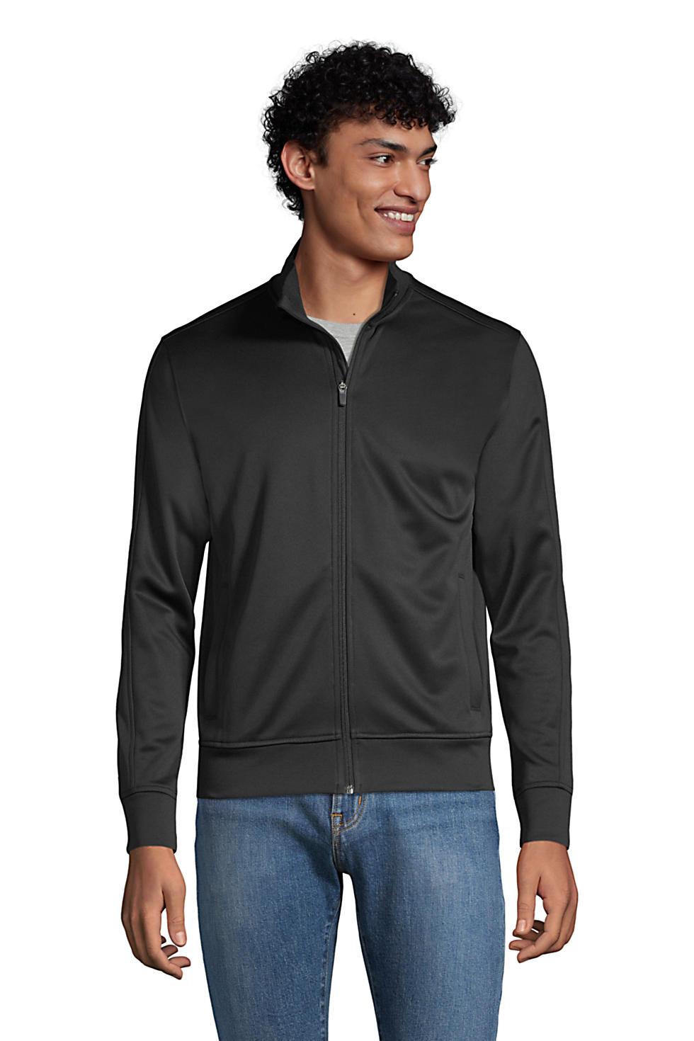 Lands' End Men's Active Full Zip Jacket