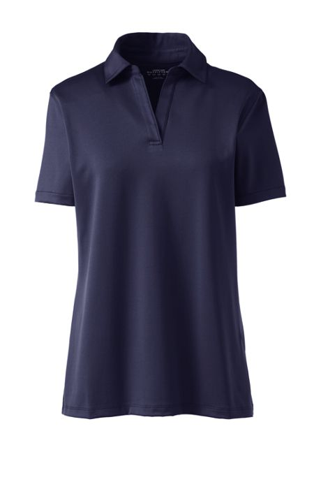 Women's Rapid Dry Sport Neck Polo