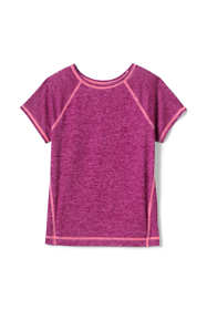 Little Girls Performance Tee Shirt