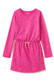Little Girls Cinched Waist Dress