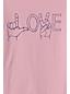 Grafik-Shirt Langarm für große Mädchen