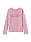 Toddler Girls' Long Sleeve Graphic T-shirt