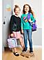 Langarm-Shirt mit Pailletten für kleine Mädchen