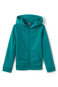 Little Kids Fleece Zip Hoodie