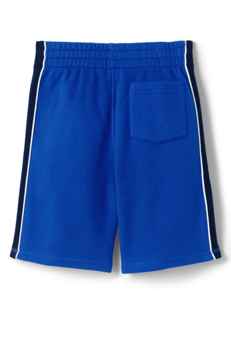 Boys Husky Pull On Fleece Shorts