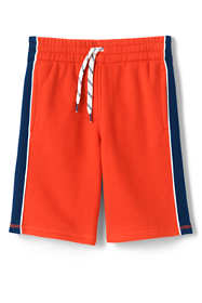 Little Boys Pull On Fleece Shorts