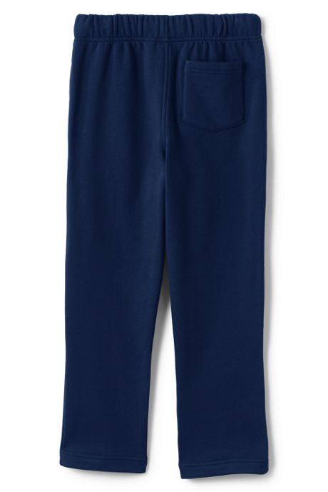 Little Boys Iron Knee Sweatpants