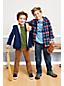 Grafik-Langarmshirt für kleine Jungen