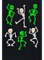 T-Shirt Graphique Phosphorescent, Petit Garçon