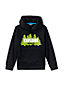Boys' Graphic Tricot Hoodie
