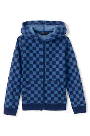 Little Kid Fleece Zip Hoodie