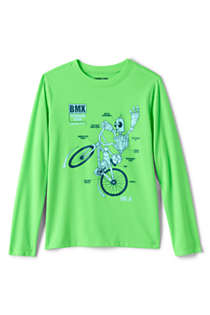 Boys Graphic Tee Shirt, Front