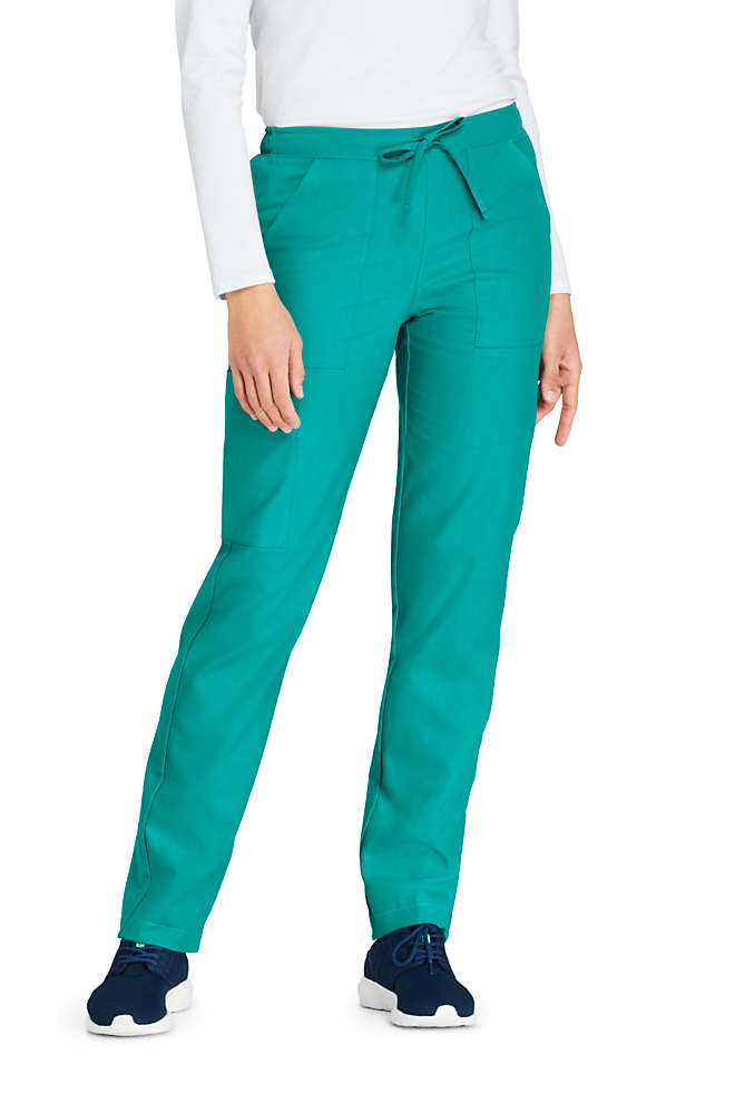 Women's Scrub Pants, Front