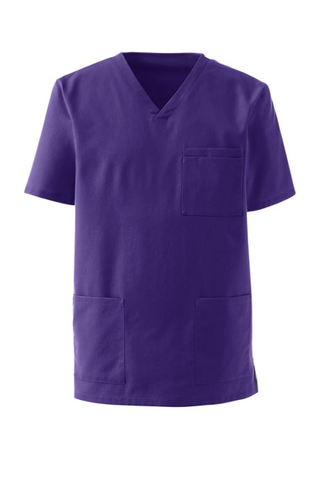 Men's Scrubs Uniform Top