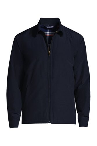 Men's Insulated Harrington Jacket