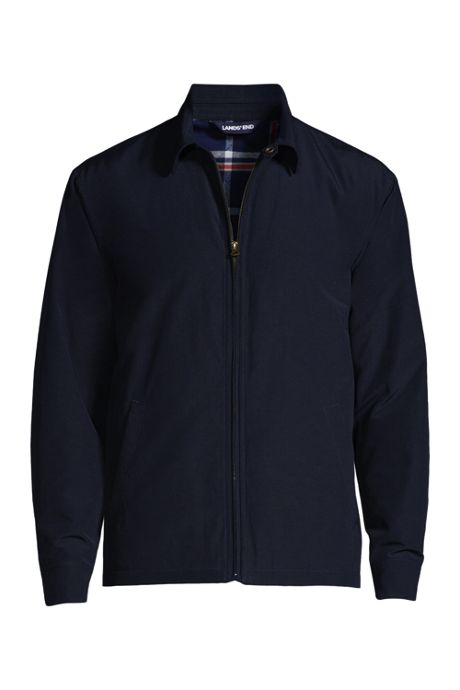 Men's Essential Quilted Cotton Jacket