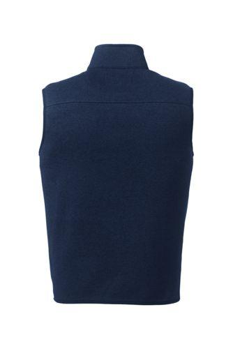 Men's Sweater Fleece Vest