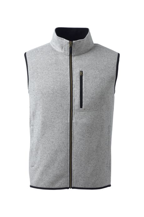 Men's Sweater Fleece Vest