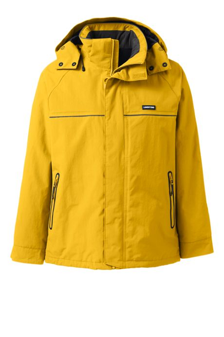Men's Squall Hooded Jacket