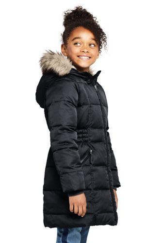 Girls' Winter Fleece Lined Coats, Best Girls' Down Coats, Warm Winter  Coats, Kids' Snow Coats
