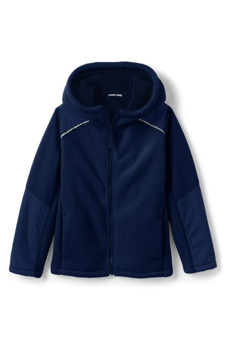Kids Bonded Fleece Jacket