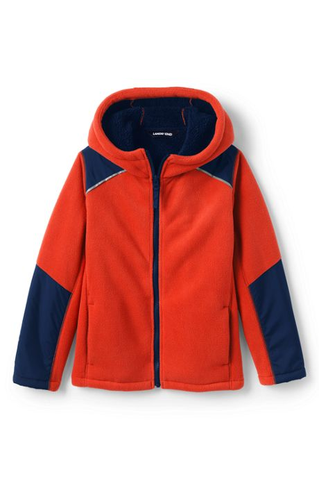 Kids Husky-Plus Bonded Fleece Jacket