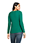 Women's V-neck Drifter Cotton Cable Jumper
