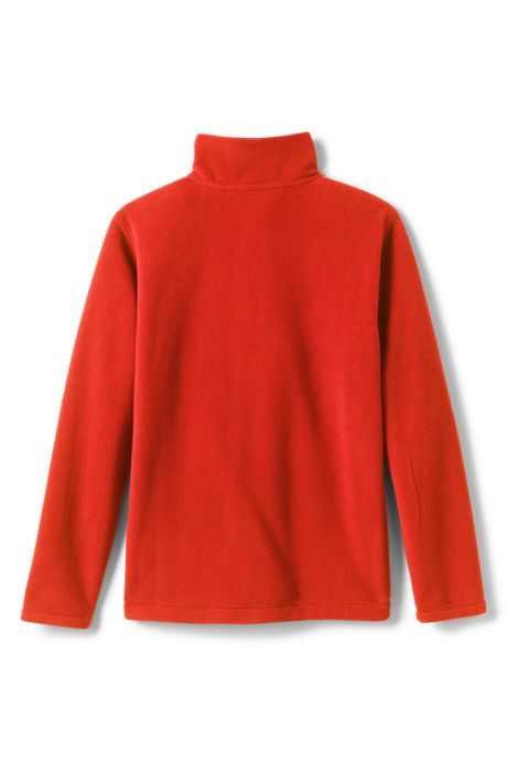 Kids Fleece Half Zip Sweater