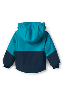 Toddler Girls Squall Waterproof Winter Jacket, Back