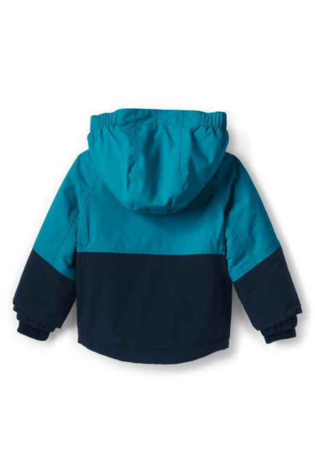 School Uniform Toddler Girls Squall Waterproof Winter Jacket