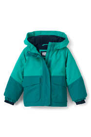Toddler Girls Squall Waterproof Winter Jacket
