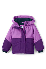School Uniform Toddler Girls Squall Waterproof Winter Jacket