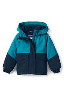 Toddler Girls Squall Waterproof Winter Jacket, Front