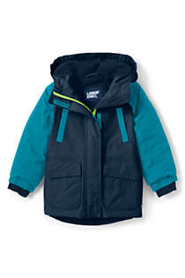 Toddler Girls Squall Waterproof Winter Parka, Front