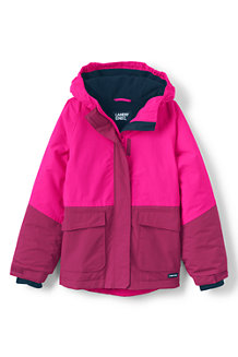 Girls' Waterproof Squall Jacket